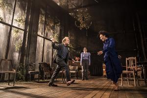 Filmed Version of UNCLE VANYA  Wins The Theatre Award at The South Bank Sky Arts Awards 2021