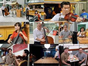 Hong Kong Philharmonic Orchestra Introduces New 'Phil Your Life' Programme First Season: MUSIC X FOOD