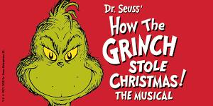 Single Tickets Now On Sale For Dr. Seuss' HOW THE GRINCH STOLE CHRISTMAS! The Musical at DC's National Theatre
