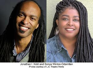 Emmy-Nominated Writer-Producer Team Jonathan Kidd, Sonya Winton-Odamtten Join L.A Theatre Works Board Of Directors