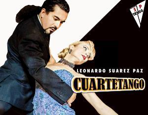 Leonardo Suarez Paz Will Perform at The Levitt Pavilion This Weekend