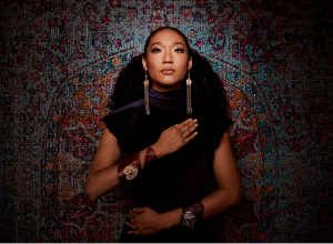 Judith Hill Brings Her Soul-Funk-Rock Sound To Kean's Outdoor Stage