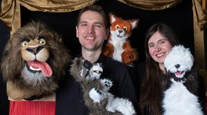 The Ballard Institute Presents FOX FABLES By WonderSpark Puppets