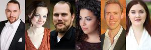 Oratorio Society Of New York Presents The 44th Annual Lyndon Woodside Oratorio-Solo Competition Finals Concert