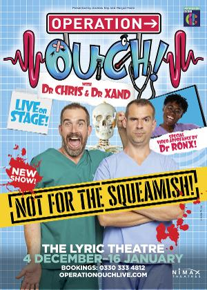 OPERATION OUCH! Will Return to London's West End in December