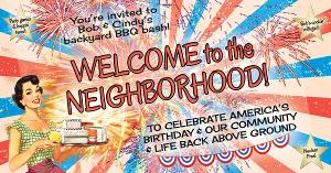 WELCOME TO THE NEIGHBORHOOD Premieres Live At The Hollywood Fringe