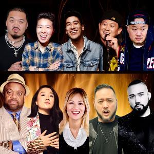CRAZY WOKE ASIANS Comedy Tour Comes to Laugh Factory San Diego August 18