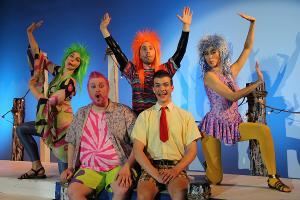 The Barn Theatre's SPONGEBOB SQUAREPANTS THE BROADWAY MUSICAL Opens Tonight