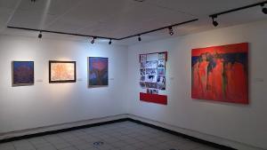 ImagenArte Y Reencuentro, Exposiciones Abiertas Al Público En El Salón De La Plástica Mexicana