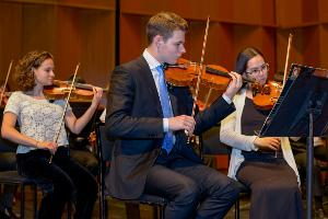 Auditions For Hoff-Barthelson Music School's Festival Orchestra To Be Held On September 2
