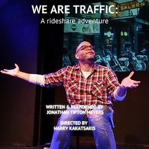 WE ARE TRAFFIC: A RIDESHARE ADVENTURE Announced at Edinburgh Fringe