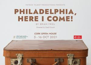 HERE I COME! Will Be Performed at the Cork Opera House in October