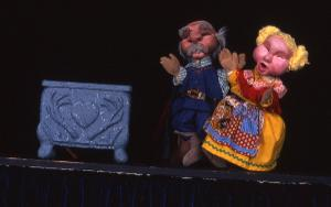 THE THREE WISHES Will Be Performed at the Great AZ Puppet Theater