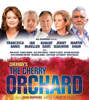 Martin Shaw and Robert Daws Join THE CHERRY ORCHARD at Theatre Royal Windsor