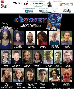 Hangar Theatre and The Cherry Arts Co-Production OfAN ODYSSEY Opens August 27