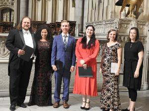 Winners Announced for Oratorio Society of New York's 44th Annual Lyndon Woodside Competition