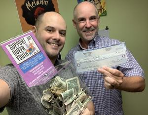 Madison Lyric Stage Raises $1,622 For The New Haven Pride Center