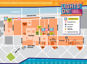 LIGHTS ON! Full Lineup Announced