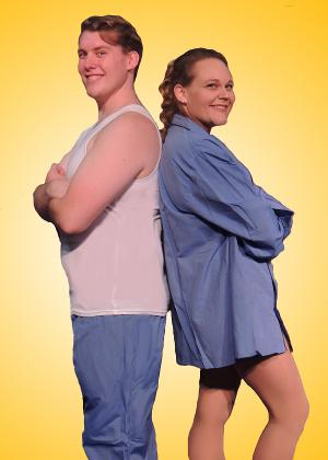 The Way Off Broadway Dinner Theatre Presents THE PAJAMA GAME
