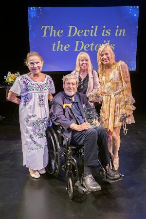 Friends and Family Gather at Bay Street Theater to Honor Tony Walton