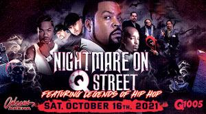 NIGHTMARE ON Q STREET Returns To Orleans Arena On October 16