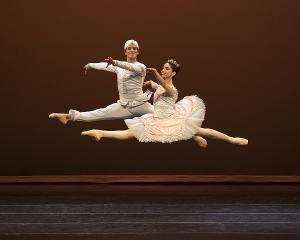 La Compañía Nacional De Danza Se Reencuentra Con Su Público Con La Gala De Ballet En El Palacio De Bellas Artes