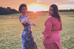Molly Parmenter and Catie Flynn Will Appear in Concert at Cotuit Center For The Arts