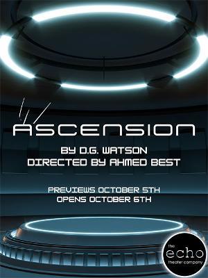 Interactive, Sci-fi, Futuristic Cyber Play ASCENSION Announced At Echo Theater Company