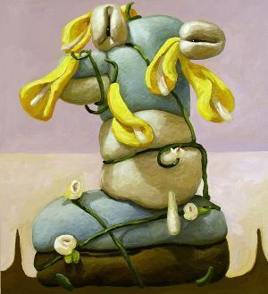 D'Stassi Art Presents Peter Opheim SHIPWRECK