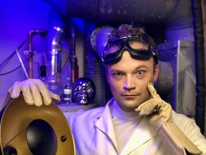 Black Button Eyes Productions Presents DR. HORRIBLE'S SING-ALONG BLOG At The Edge Theater