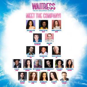 WAITRESS Announces National Touring Cast
