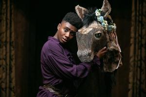 The Atlanta Shakespeare Company at The Shakespeare Tavern Playhouse Presents A MIDSUMMER NIGHT'S DREAM Live