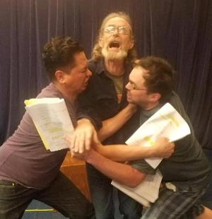 Teatro Paraguas Presents A Staged Reading Of PARTED WATERS