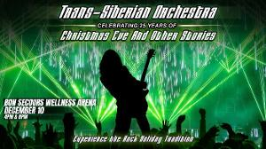 Trans-Siberian Orchestra's Fall Tour Confirms Stop In Greenville