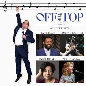 Nellie McKay Joins List Of Guests In OFF THE TOP! With Jason Kravits at Birdland