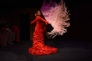 Compania Chuscales Present MEMORIES OF DOÑA TULES— A FLAMENCO TRIBUTE