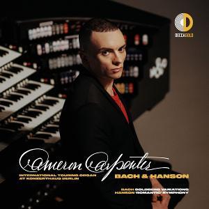 Organist Cameron Carpenter Releases First Decca Gold Album