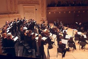 Musica Sacra, New York's Elite Professional Chorus, Announces 2021-22 Season