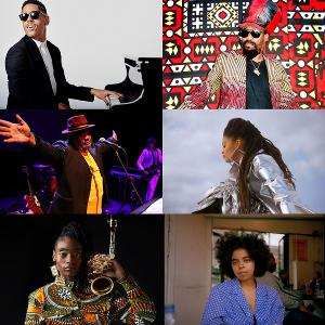 BAM Announces Star-Studded Lineup For R&B Festival At Fort Greene Park