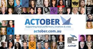 Actors Benevolent Fund Launches ACTOBER, Asking Audiences To Help Rattle Virtual Collection Buckets