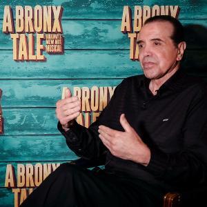 Chazz Palminteri Brings One-Man A BRONX TALE toWaterbury's Palace Theater