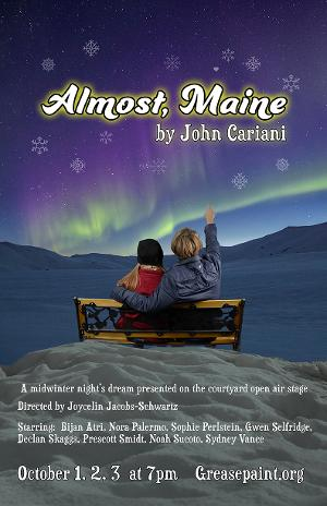 Greasepaint Presents ALMOST MAINE Next Month