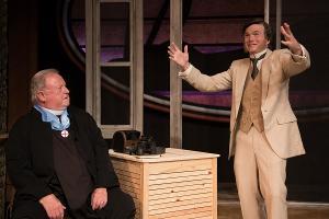 DARWIN IN MALIBU Comes to Main Street Theater