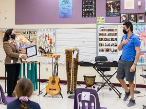 Palm Beach Symphony Opens Instrumental Music Teacher Of The Year Nominations