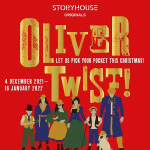 Storyhouse Announce OLIVER TWIST!As 2021Christmas Show