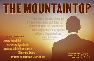 Arc Stages Presents THE MOUNTAINTOP