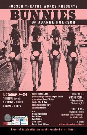 Hudson Theatre Works Presents BUNNIES By Joanne Hoersch