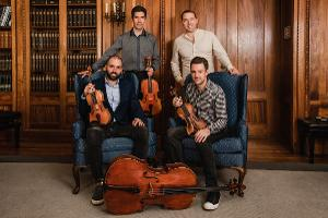 Chamber Music Society Of Detroit Presents Series Debuts Of Escher String Quartet & Terrence Wilson