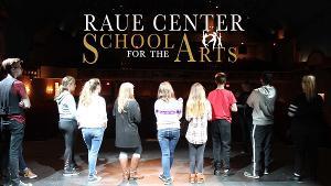 Raue Center Announces New School For The Arts