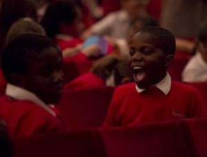 The Royal Opera House Celebrates Design Challenge Winners, And Welcomes 24 Schools For First Schools' Matinee
